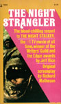 NIGHT STRANGLER, THE (Movie Tie-In) - Paperback