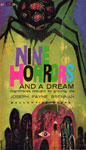 NINE HORRORS & A DREAM - Vintage Paperback Book