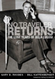 NO TRAVELER RETURNS By Rhodes and Kaffenberger - Book