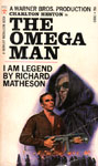 OMEGA MAN, THE (1971 Movie Tie-In) - Paperback Book