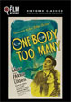 ONE BODY TOO MANY (1944/Restored Classics) - DVD