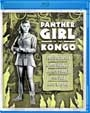 PANTHER GIRL OF THE KONGO (The Claw Monsters) - Blu-Ray
