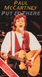 PAUL McCARTNEY: PUT IT THERE (1989) - Used VHS