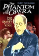 PHANTOM OF THE OPERA (1925) - Alpha DVD