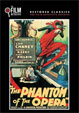 PHANTOM OF THE OPERA, THE (1925 Restored Classics) - DVD