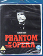 PHANTOM OF THE OPERA (1943) - Blu-Ray
