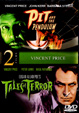 PIT & THE PENDULUM (1961)/TALES OF TERROR (1962) - DVD