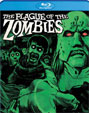 PLAGUE OF THE ZOMBIES (1966) - Blu-Ray