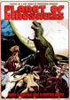 PLANET OF DINOSAURS (1977) - DVD
