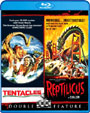 TENTACLES/REPTILICUS (Double Creature Feature) - Blu-Ray