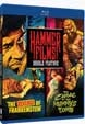 CURSE OF THE MUMMY'S TOMB/REVENGE OF FRANKENSTEIN - Blu-Ray
