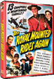 ROYAL MOUNTED RIDES AGAIN (1945/VCI) - DVD
