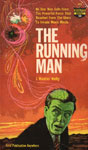 RUNNING MAN, THE by J. Hunter Holly - Used Paperback