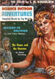 SCIENCE FICTION ADVENTURES (September 1957) - Digest Magazine