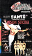 SANTO IN MISION SUICIDA (1973) - Used VHS