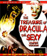 SANTO IN TREASURE OF DRACULA (1969/Sexy Vampire Version) - Blu