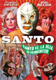 SANTO VS. FRANKENSTEIN'S DAUGHTER (1971) - DVD