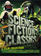SCIENCE FICTION CLASSICS (6 Film Collection) - DVD Set