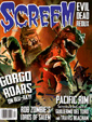 SCREEM #26 - Magazine (Limited GORGO Cover) - Magazine