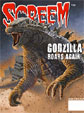 SCREEM #28 (Godzilla Cover) - Magazine