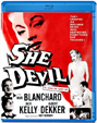 SHE DEVIL (1957) - Blu-Ray