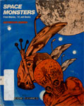 SPACE MONSTERS (1977) - Hardback Library Book