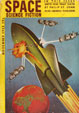 SPACE SCIENCE FICTION (November 1952) - Digest Magazine
