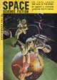 SPACE SCIENCE FICTION (September 1952) - Digest Magazine
