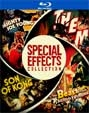 SPECIAL EFFECTS COLLECTION - Blu-Ray Set