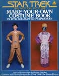 STAR TREK - MAKE YOUR OWN COSTUME BOOK - Softcover Book