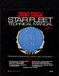 STAR TREK STAR FLEET TECHNICAL MANUAL - Book