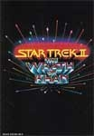STAR TREK: WRATH OF KHAN - Souvenier Program Book