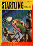 STARTLING STORIES (January 1954) - Pulp Magazine