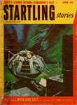 STARTLING STORIES (June 1953) - Pulp Magazine