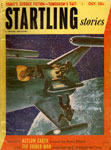 STARTLING STORIES (October 1952) - Pulp Magazine
