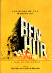 STORY OF THE MAKING OF BEN-HUR - Used Hardback Book