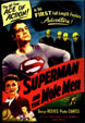 SUPERMAN AND THE MOLE MEN (1951) - Used DVD