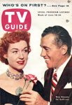 TV GUIDE June 18-24, 1954 (Pittsburgh Edition) - Magazine
