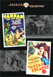TARZAN THE APE MAN (1932)/TARZAN ESCAPES (1936) - DVD