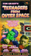 TEENAGERS FROM OUTER SPACE (1959) - VHS