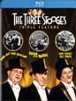 THREE STOOGES (Triple Feature) - Blu-Ray