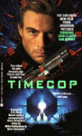TIMECOP (Movie Tie-In) - Paperback Book