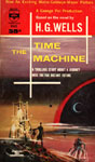 TIME MACHINE (Movie Tie-In 1960) - Paperback Book