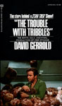 TROUBLE WITH TRIBBLES (Star Trek TV Tie-In) - Paperback Book