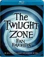 TWILIGHT ZONE FAN FAVORITES (19 Classic Episodes) - Blu-Ray