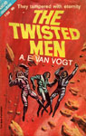 TWISTED MEN/ONE OF OUR ASTEROIDS IS MISSING - Dbl. Paperback