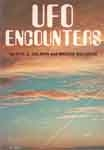 UFO ENCOUNTERS (Classic Scholastic) - Used Paperback
