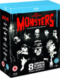 UNIVERSAL CLASSIC MONSTER ESSENTIAL COLLECTION - Used Blu-Ray