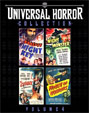 UNIVERSAL HORROR COLLECTION Vol. 4 - Blu-Ray Set