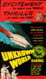 UNKNOWN WORLD (1951/Something Weird) - VHS